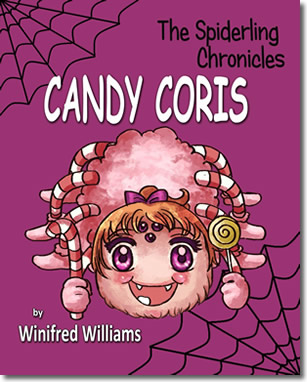 The Spiderling Chronicles: Candy Coris