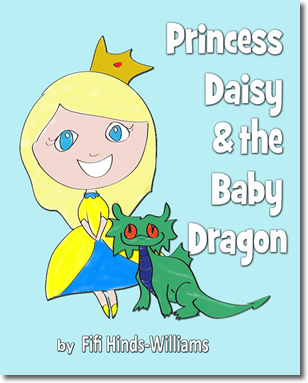 Princess Daisy & the Baby Dragon